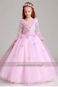 21 best images about robe ceremonie enfant robe de With robe longue enfant