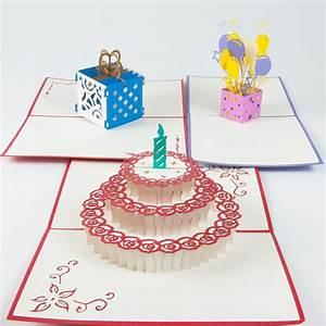Pop Up Karte : 6 x pop up geburtstagskarten set 3d pop up karten pop up karten die begeistern 3d pop up ~ Markanthonyermac.com Haus und Dekorationen