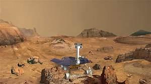 Mars Exploration Rover investigating ancient environments ...