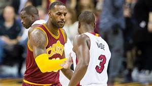 LeBron James Better Start Hating Dwyane Wade Soon Jalen