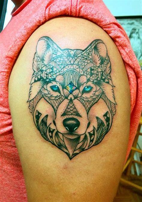mejores tatuajes de lobos images  pinterest