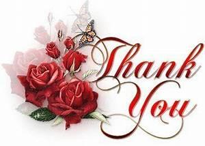 thanks flowers