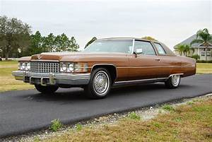 All American Classic Cars  1974 Cadillac Coupe De Ville 2