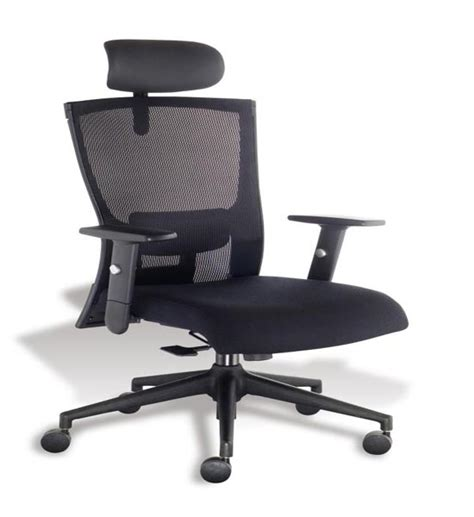 headrest mesh office chair in office chairs