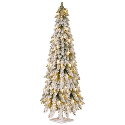 cheap 6 foot christmas trees national tree company 6 ft artificial christmas snowy 9990
