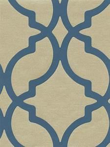 Tapete Geometrische Muster : blaue tapete der perfekte hintegrund in jedem raum ~ Frokenaadalensverden.com Haus und Dekorationen