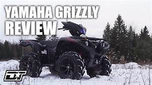 Full Review Of The 2019 Yamaha Grizzly 700 Eps Se