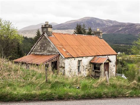 Highland Cottage by Cottage In Scottish Highlands The Shelter