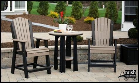 polystyrene patio furniture collection amish recycled plastic outdoor furniture peenmedia