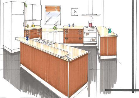 dessiner plan cuisine logiciel dessin maison gratuit 14 comment dessiner une cuisine evtod