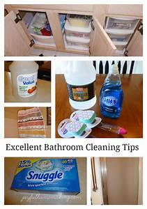 bathroom cleaning tips 28 images the 36th avenue top With best cleaning tips for bathrooms
