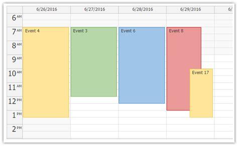 ajax event calendar scheduler aspnet mvc