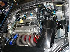 Breather Modifications on WTCC ENGINES
