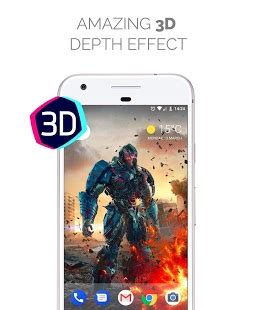 3d Effect Illusion 3d Wallpapers For Android by 3d Parallax Background Android Apps On Play
