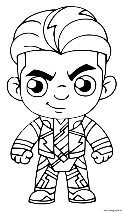 lachlan fortnite coloring pages printable