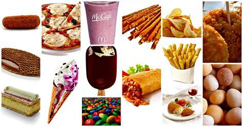 Eten met veel calorieën