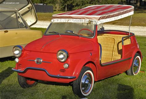 Fiat Jolly auction results and data for 1958 fiat jolly 500