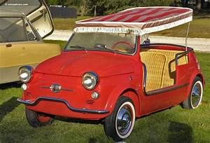Fiat 500 Jolly : auction results and data for 1958 fiat jolly 500 ~ Gottalentnigeria.com Avis de Voitures