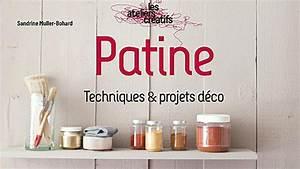 Technique De Patine : r nover ses meubles en patine et effets c rus s ~ Mglfilm.com Idées de Décoration