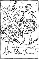 Coloring Mirror Marigold Fairy Pages Looking Chronicles Cinderella sketch template