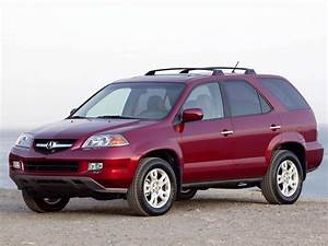 Acura Mdx  2005  Picture  04  1600x1200