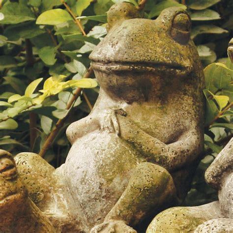 Orlandistatuary Animals Laid  Frog Statue Reviews