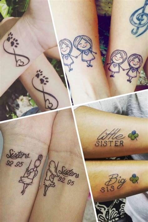 tatouage de tatouage de soeurs 100 id 233 es de tatouages 224 partager album photo aufeminin