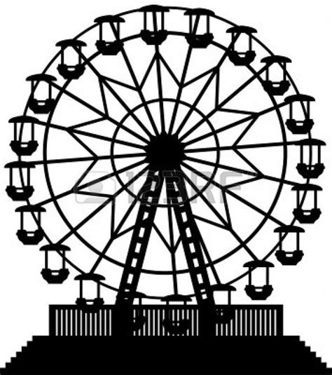 Ferris Wheel Clip Ferris Wheel Clipart Ferris Wheels And Wheels