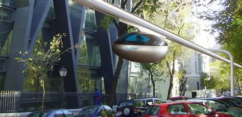 flying pods  floating cities  magnetic levitation