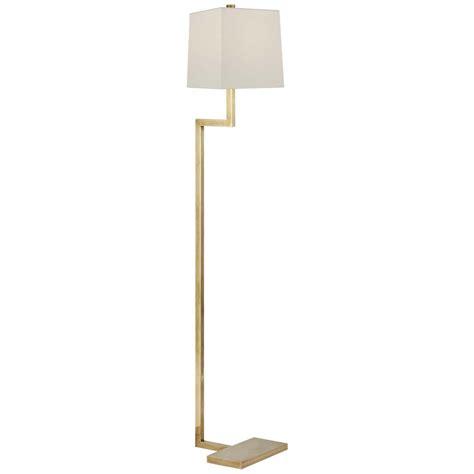 visual comfort floor ls visual comfort arn1420 alander floor l with linen shade