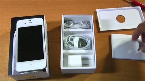 unboxing iphone  gb white youtube