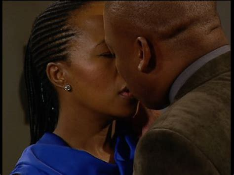 The Pheko and Thandaza kiss   Frankly Speaking   TVSA