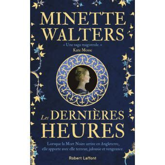les dernieres heures broche minette walters odile