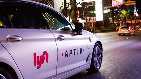 Going To Ces? Lyft And Aptiv Want To Give You A Ride In A