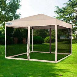 quictent  ez pop  canopy screen house