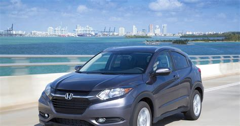 Honda Hrv 4k Wallpapers by Honda Hrv Ex 2017 Autom 225 Tico Valor Especifica 231 245 Es