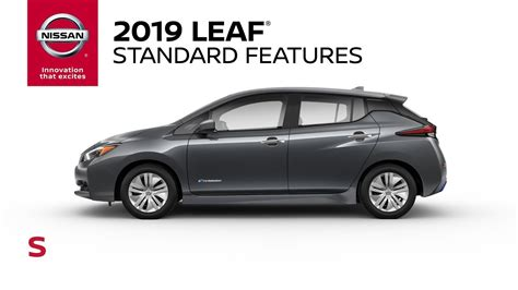 nissan leaf  model review youtube