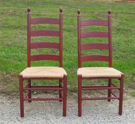 shaker ladder back chair furniture from the barn