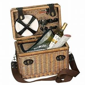 Gartenliege Für 2 Personen : picknickkorb f r romantische stunden zu zweit hochzeitsgeschenk ~ Bigdaddyawards.com Haus und Dekorationen