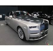 The New Rolls Royce Phantom In Canadian Premiere  Car