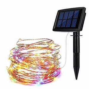 Solar Lichterkette Outdoor : au enbeleuchtung und andere lampen von iegeek online kaufen bei m bel garten ~ Whattoseeinmadrid.com Haus und Dekorationen