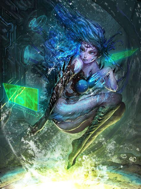 fantasy Art, Futuristic Wallpapers HD / Desktop and Mobile ...