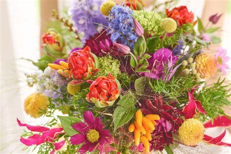 Spring Wedding Flowers Interflora