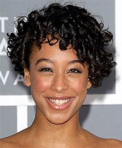 23 Nice Short Curly Hairstyles For Black Women