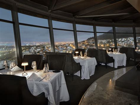 Top Of The Ritz  Restaurant In Cape Town Eatout