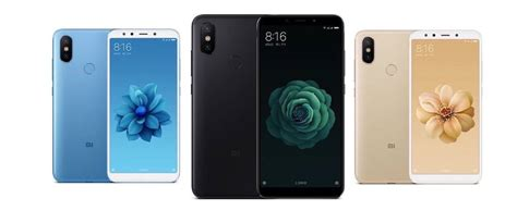 xiaomi mi a2 all the details are here android community