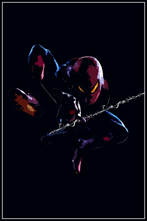 amazing spider 2012 poster by tiger pup on deviantart
