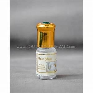 Parfum Musc Blanc : musc blanc parfum sans alcool ~ Teatrodelosmanantiales.com Idées de Décoration