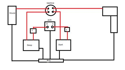 check out my wiring diagram the hull