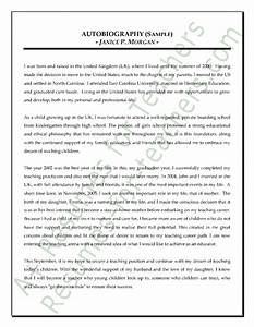 Educational Autobiography Essay Research Proposal Process  My Educational Autobiography Essay Pdf Testimonial Writing Service also Sample Of English Essay  Writing High School Essays